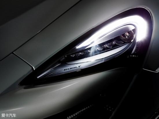 迈凯伦600LT正式上市 售价299.8万元起