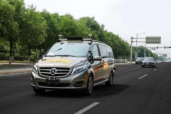 戴姆勒成为首家获得北京自动驾驶路测牌照国际车企