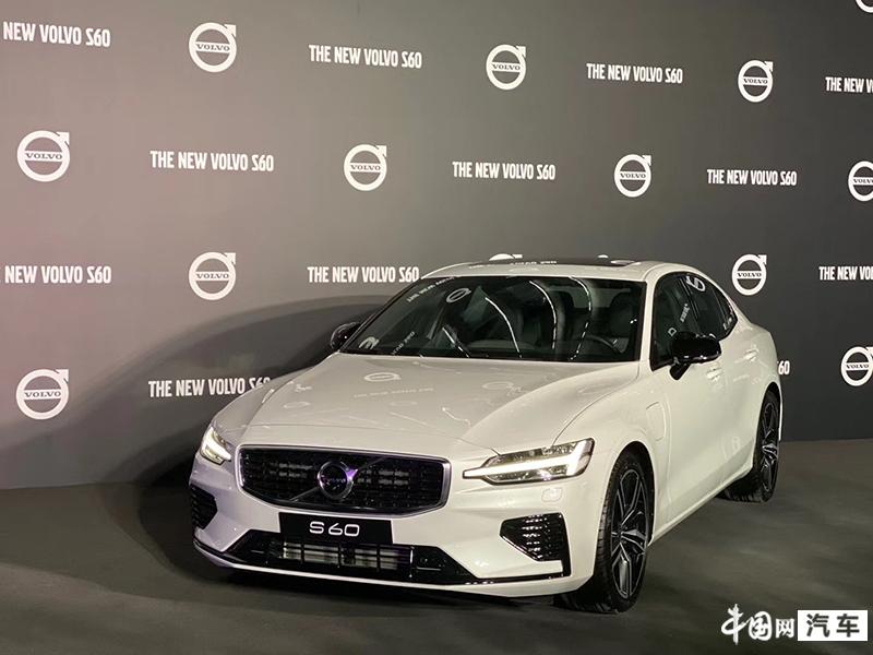 共推出7款車型 沃爾沃全新S60正式上市