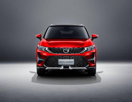 广汽传祺新款紧凑型SUV——传祺GS4 COUPE正式上市