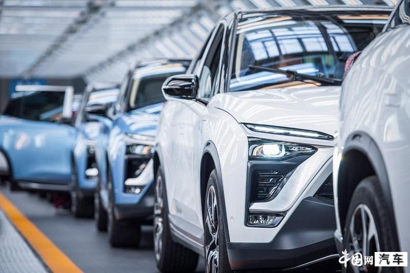 蔚来汽车发布一季度财报:总收入13.7亿元 同比下滑15.9%