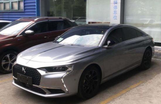 豪华中级轿车DS9将于今年下半年上市